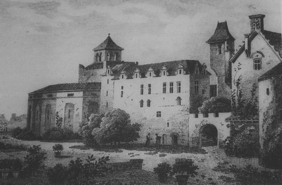 Vieil Angoulême - Notre-Dame de Beaulieu